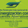 3er Seminario Internacional de Energización con fuentes alternativas.