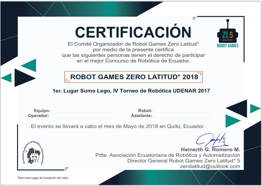 certificación2 latitud o